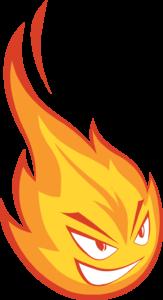 Heisse Flamme
