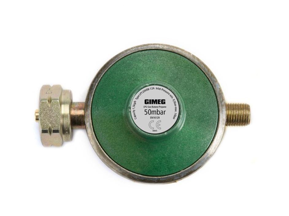 Gasdruckregeler