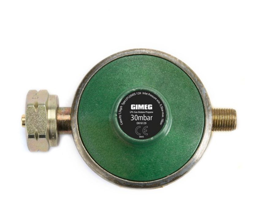 Gasdruckminderer 30mb
