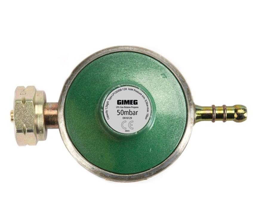 Gasdruckminderer 50 mb